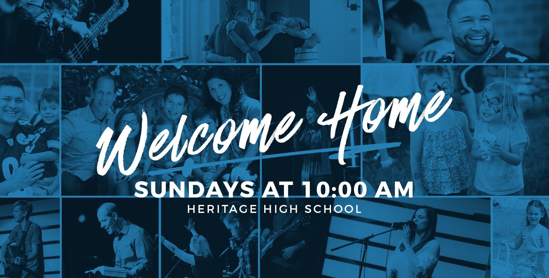 Wellspring Church at Heritage High School North Carolina